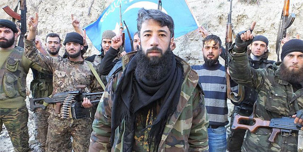 Türkmen mücahidleri destan yazıyor
