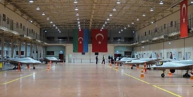 Türkmenistan'da TB2 göğsümüzü kabarttı