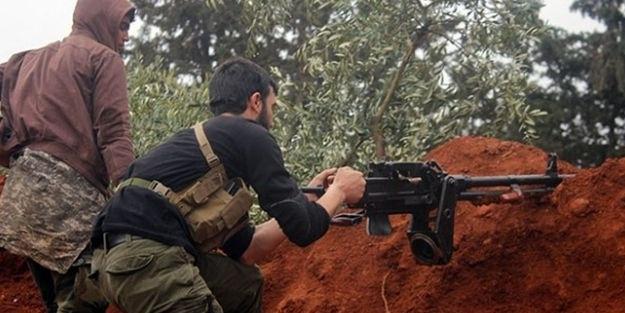Türkmenler Kızıldağ'da karşı saldırı başlattı