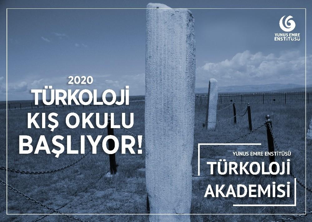 'Türkoloji Kış Okulu' başlıyor