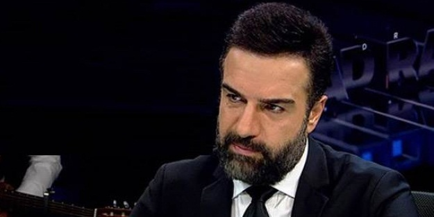 Türkücü Berdan Mardini'ye futbolcu şoku