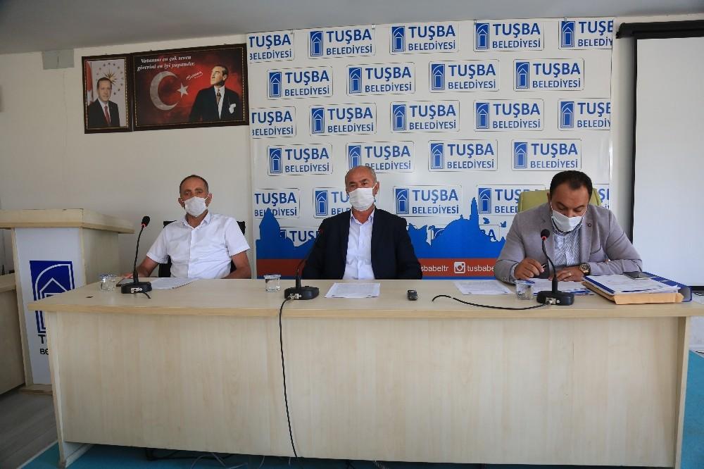 Tuşba Belediye Meclisi AK Parti Grubu Çatak'taki saldırıyı kınadı