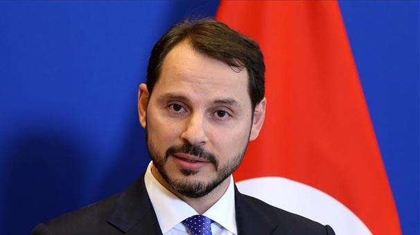 TÜSİAD heyeti Hazine ve Maliye Bakanı Albayrak'ı ziyaret etti