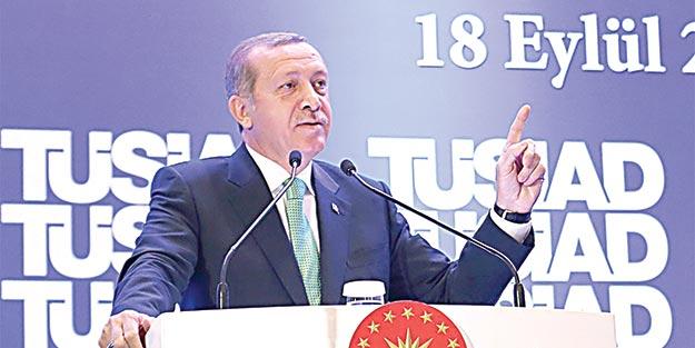 TÜSİAD'a 'Gezi' fırçası