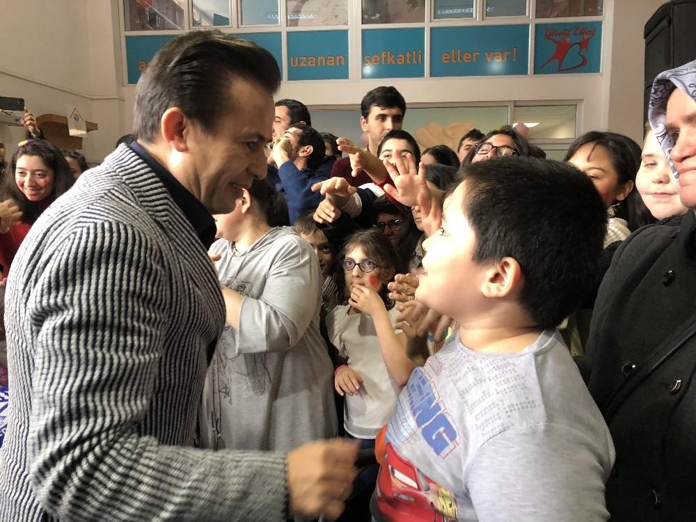 Tuzla'da 'Sevgi İzim' ile özel çocuklar daha güvende