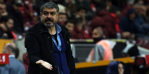 Tuzlaspor teknik direktörü Gürses Kılıç isyan etti: Tuzlaspor'dan değil PSG ve Real Madrid'den intikam alsınlar!