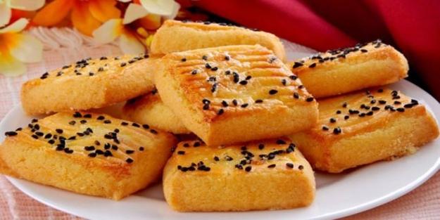 Tuzlu kurabiye yapımı | Sıvıyağlı gevrek tuzlu kurabiye tarifi