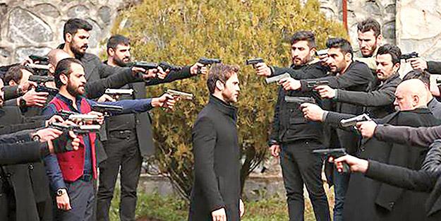 TV kanalları şiddeti körüklüyor