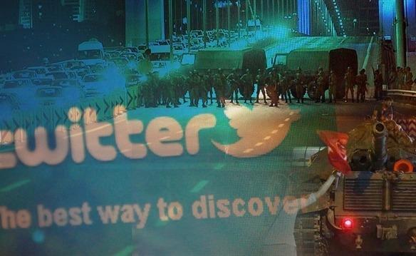 Twitter, hâlâ 15 Temmuz kanlı darbe girişimini göremedi!