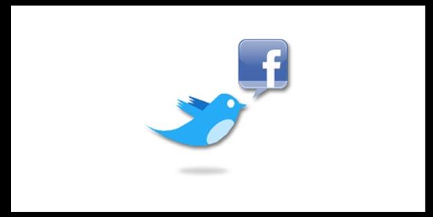 Twitter'ı Facebook hesabıma nasıl eklerim
