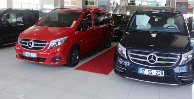 UBER araçları satışa çıktı