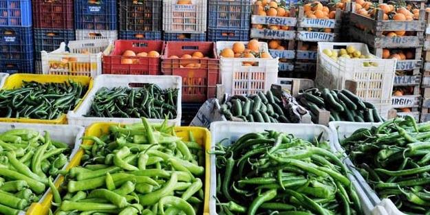 Ucuz meyve ve sebze için çadırlar kuruldu, satışlar Pazartesi başlıyor