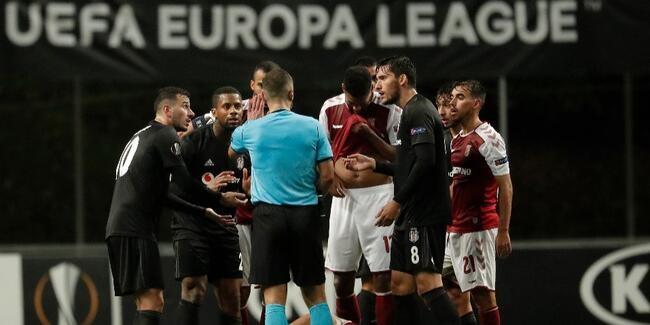 UEFA Avrupa Ligi K Grubu puan durumu! Beşiktaş'ın grupta kaç puanı var?