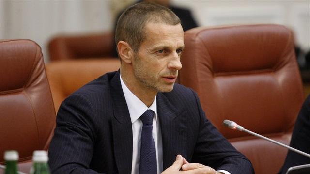 UEFA Başkanı Aleksander Ceferin'den değişiklik sinyali