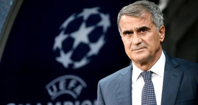 UEFA'dan Şenol Güneş'e sürpriz mesaj