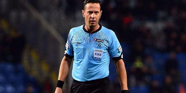 UEFA'dan skandal karar! Halis Özkahya'yı maçtan aldılar
