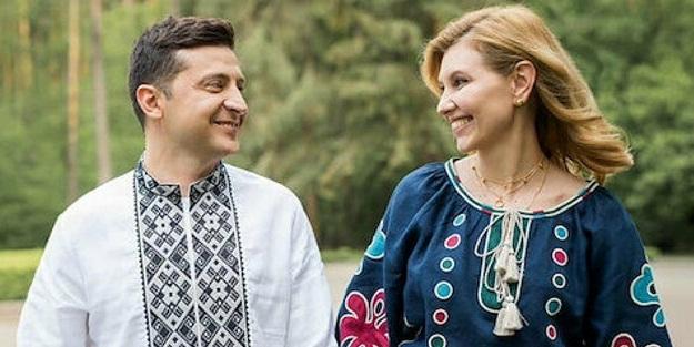 Ukrayna Devlet Başkanı'ndan Erdoğan'a hediye
