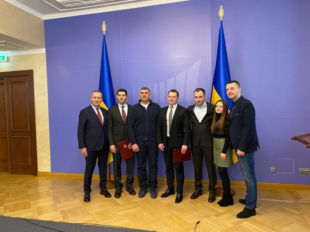 Ukrayna Dinyeper Köprüsü'nü Türkler inşa edecek