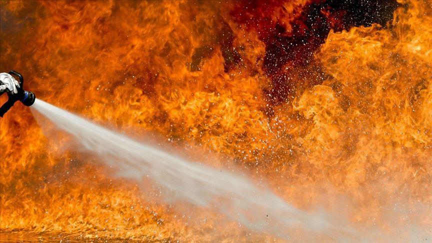 Ukrayna'da okulda çıkan yangında ölü sayısı 16 oldu