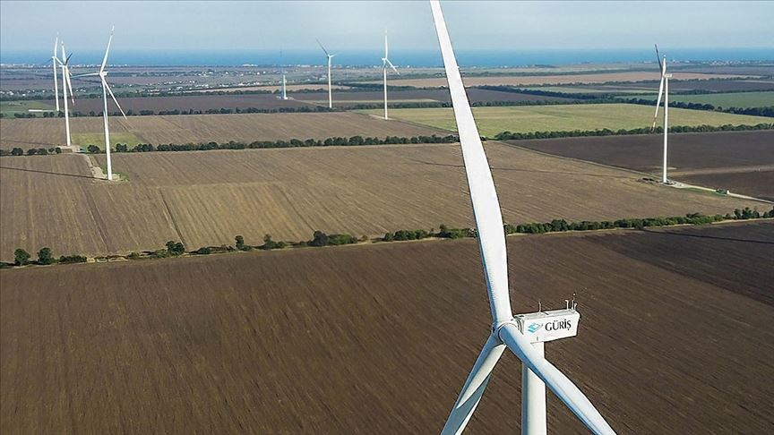 Ukrayna'da 'Türk rüzgarı' enerjisi