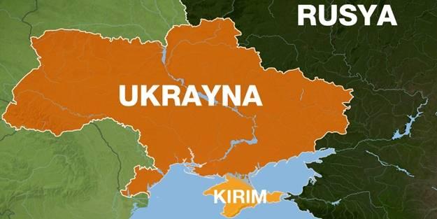Ukrayna'dan işgalci Rusya'ya 'Kırım' yaptırımı!