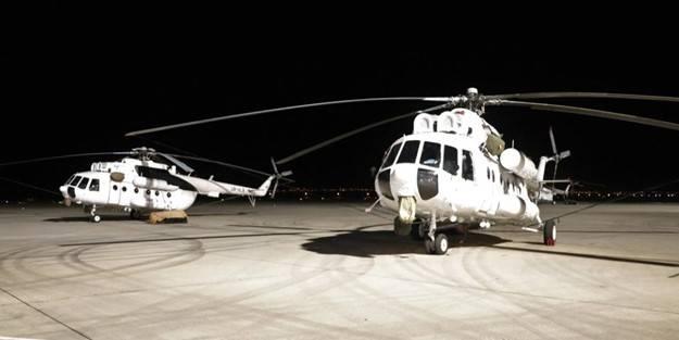 Ukraynalı konsolostan 'gece görüşlü helikopter' açıklaması!