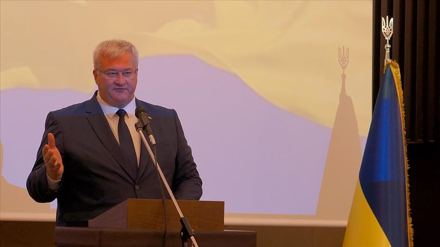Ukrayna'nın Ankara Büyükelçisi: Türkiye, Ukrayna'nın kara gün dostudur