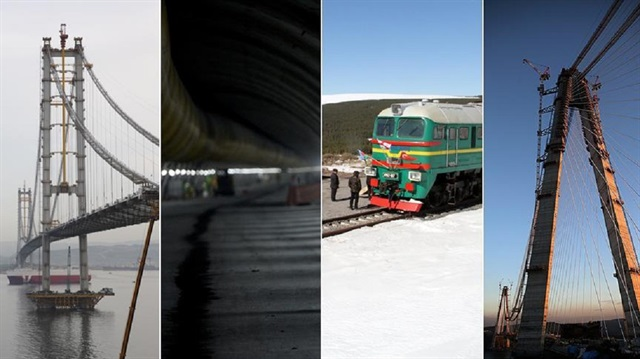 Ulaştırma Bakanlığı: Bu yıla 'dev projeler' damga vuracak