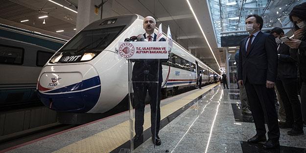 """Bakan Adil Karaismailoğlu'ndan """"tren biletlerine zam"""" açıklaması"""