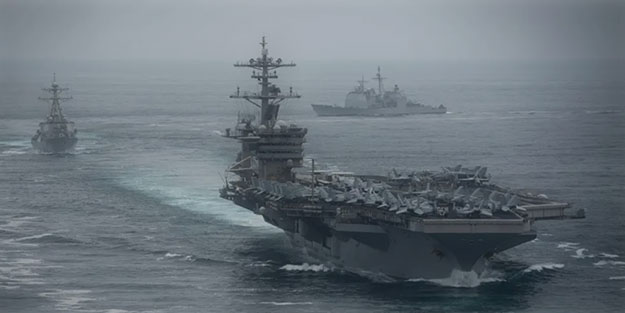 Ülke ordusu virüse yenilmek üzere! İki savaş gemisinde daha koronavirüs tespit edildi