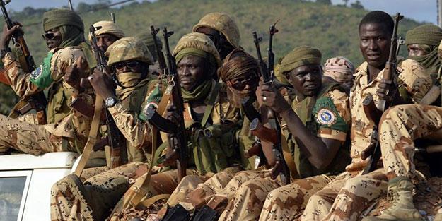 Ülke resmen duyurdu: Terör örgütünü topraklarımızdan temizledik