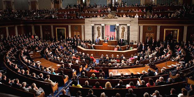 Ülke tarihinin en büyüğü! ABD Senatosu, koronavirüse karşı 2,2 trilyon dolarlık dev teşvik paketine onay verdi