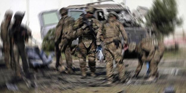 Ülkede görevli ABD askeri konvoyuna saldırı