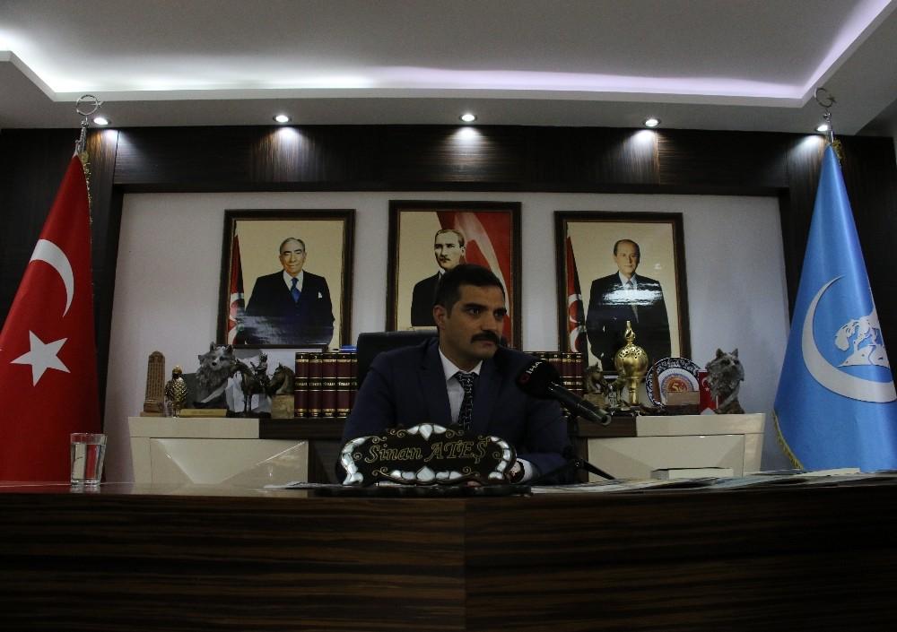 Ülkü Ocakları Eğitim ve Kültür Vakfı Genel Başkanı Sinan Ateş: