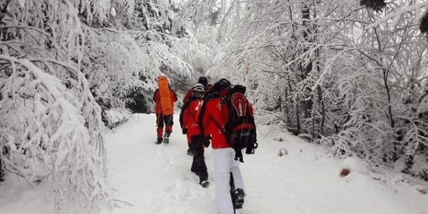 Uludağ'da kaybolan dağcılardan acı haber