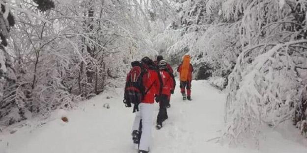 Uludağ'da kaybolan dağcıları arayan AKUT ekibi kayboldu