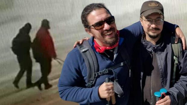 Uludağ'da kayıp dağcılardan ilk iz! Kırmızı bir mont bulundu