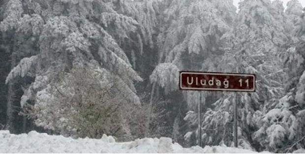 Uludağ'a tatile gidenler şokta! 10 kişiye 76 bin lira ceza