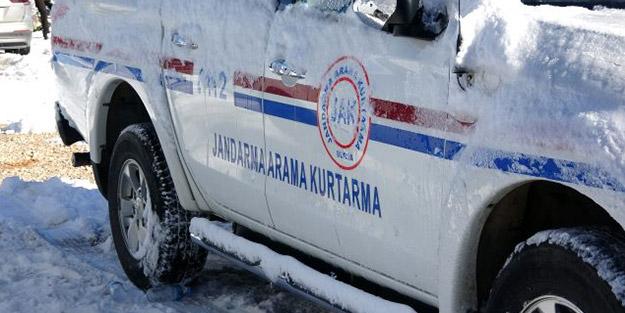 Uludağ'dan kötü haber! Jandarma ve AFAD ekipleri çalışma başlattı