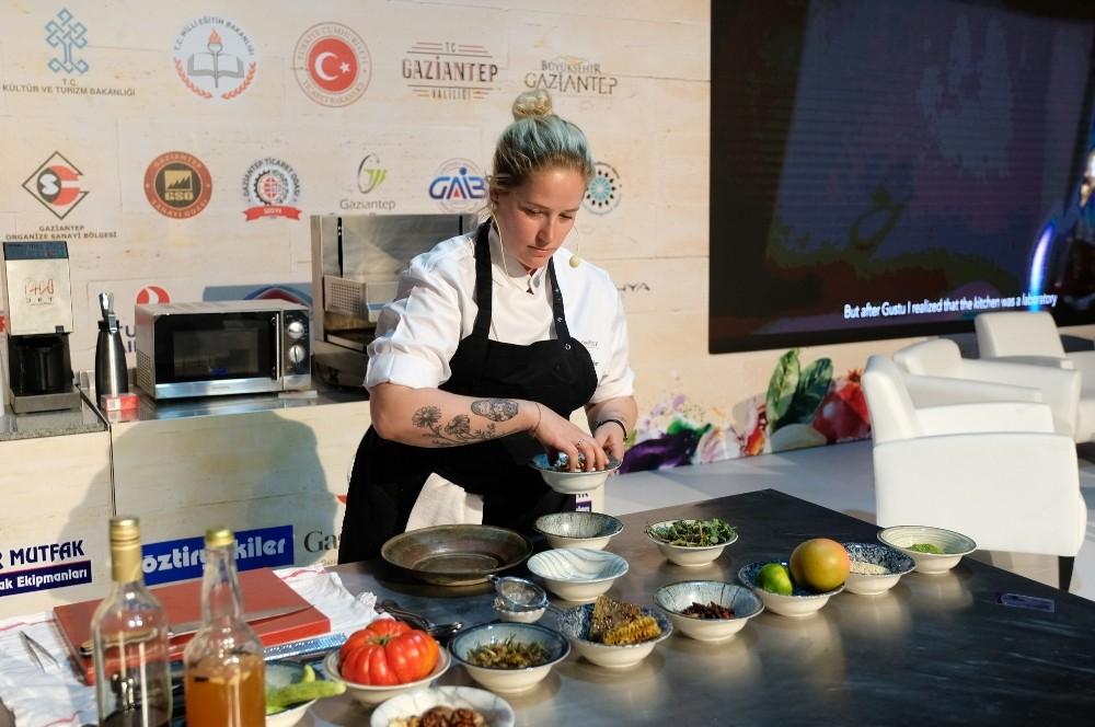 Uluslararası Gastroantep Festivali başlıyor