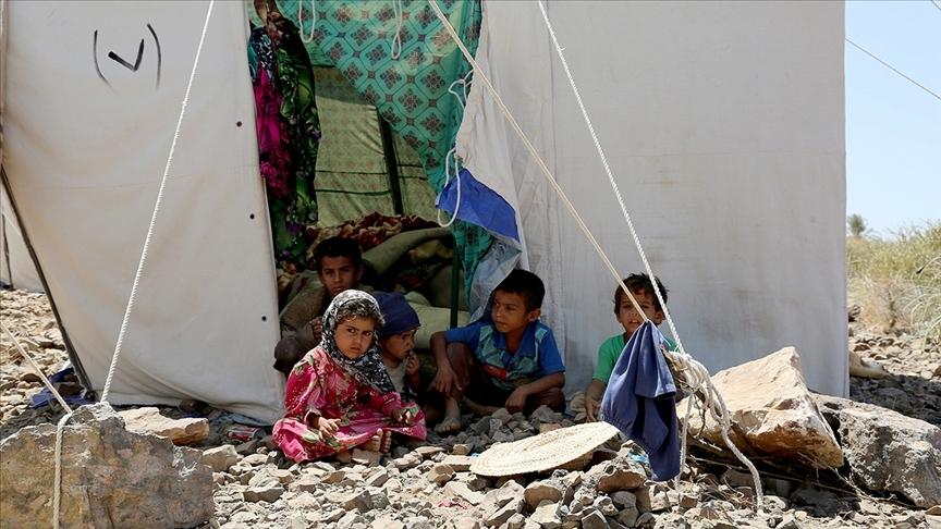 Uluslararası Göç Örgütü'ne göre Yemen'de yıl başından bu yana 37 bin kişi göç etti