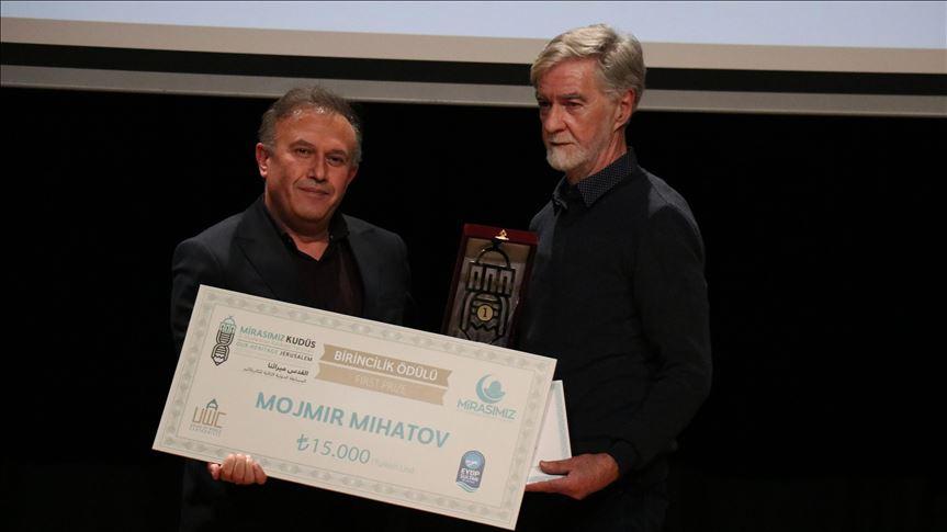 'Uluslararası Mirasımız Kudüs Karikatür Yarışması'nda ödüller sahiplerini buldu