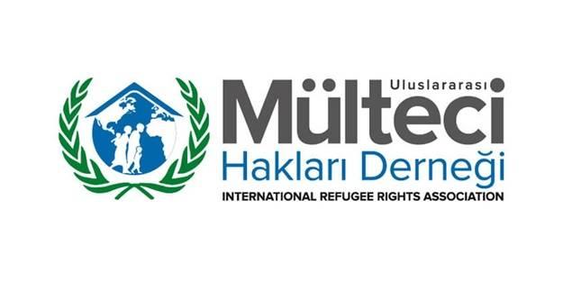 Uluslararası Mülteci Hakları Derneği'nden flaş açıklama