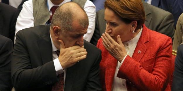Ümit Özdağ'dan Meral Akşener'e cevap: Bombanın pimini çekenler...