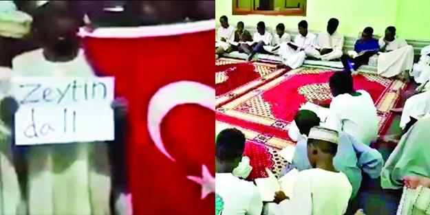 Ümmet Türkiye için duada