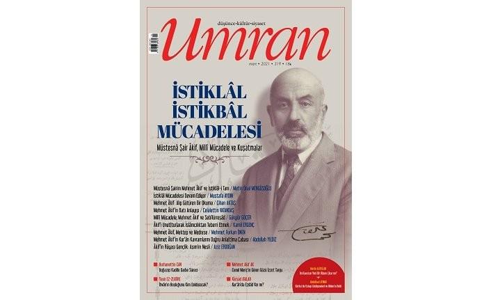Umran Dergisi Mart 2021 çıktı!...
