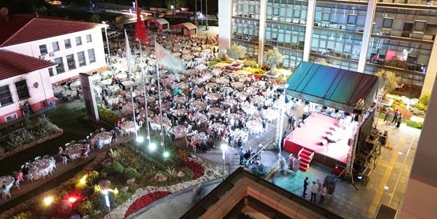 Ümraniye 11 ayın sultanı mübarek Ramazan ayına hazır