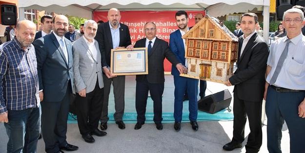 Ümraniye Belediyesi kalıcı eserlerine bir yenisini daha ekledi!