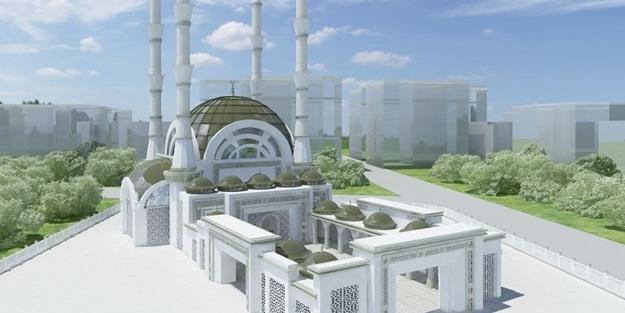 Ümraniye bir büyük camii ve üniversiteye kavuşuyor