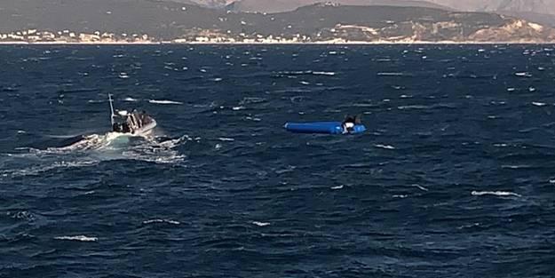 'Umuda yolculuk' faciayla bitti! Göçmen teknesi battı: 4 çocuk boğuldu!